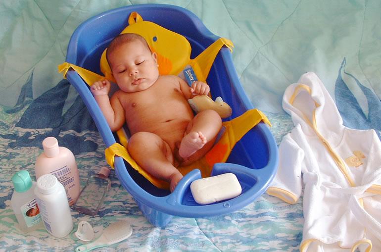 Kosmetyki do pielęgnacji niemowląt